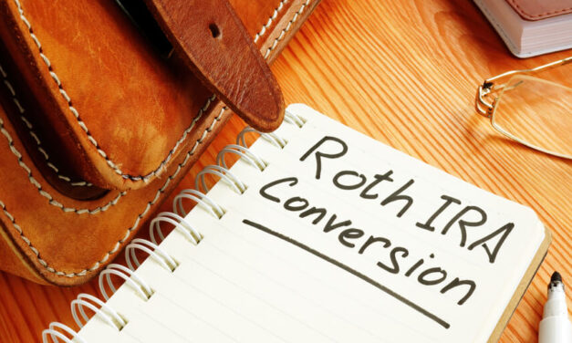 Sneak in a Roth IRA Conversion Before December 31