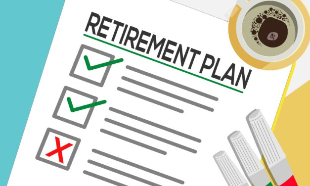 Knock 3 Things Off Your Retirement Checklist During This Wild Market