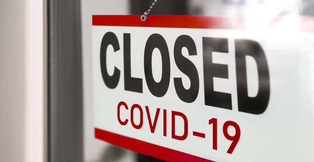 These Companies Benefit as Closures Become Stark Reality