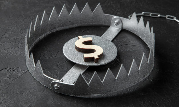 Warning: These 4 Dividends (Up to 7.8%) Are Traps Set to Spring