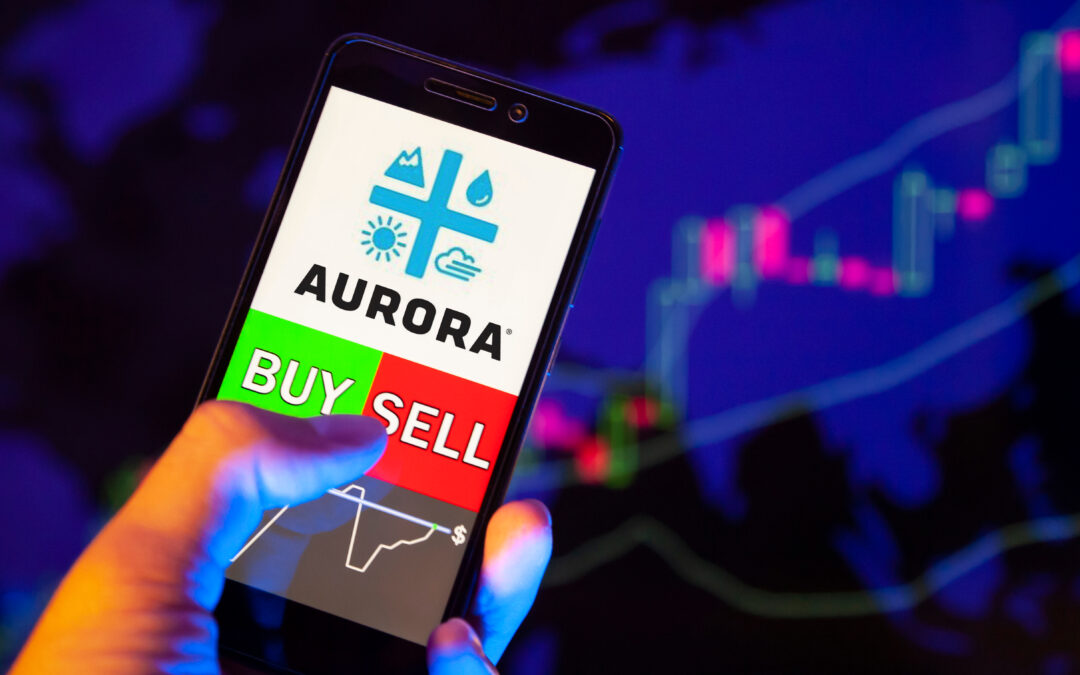 Too Late for Aurora Cannabis' New CEO to Right This Sinking Ship