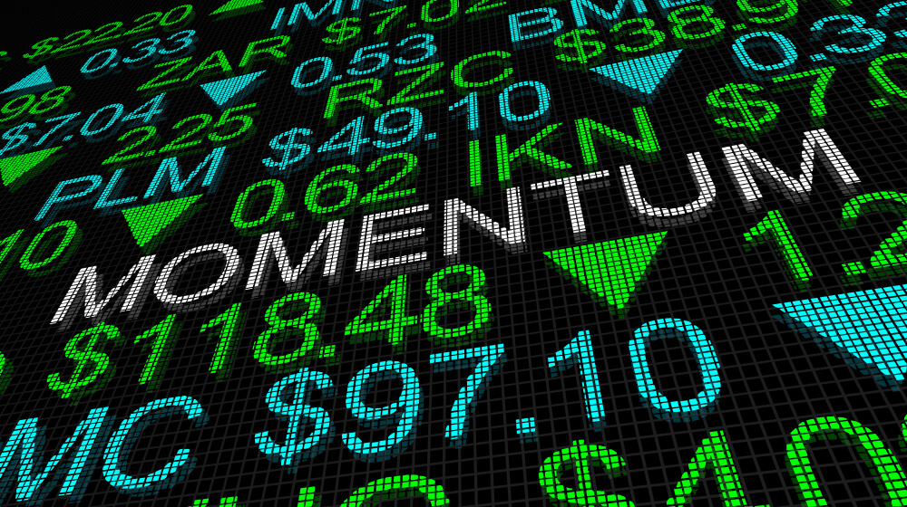 Momentum: The Key to Gains Over 100%
