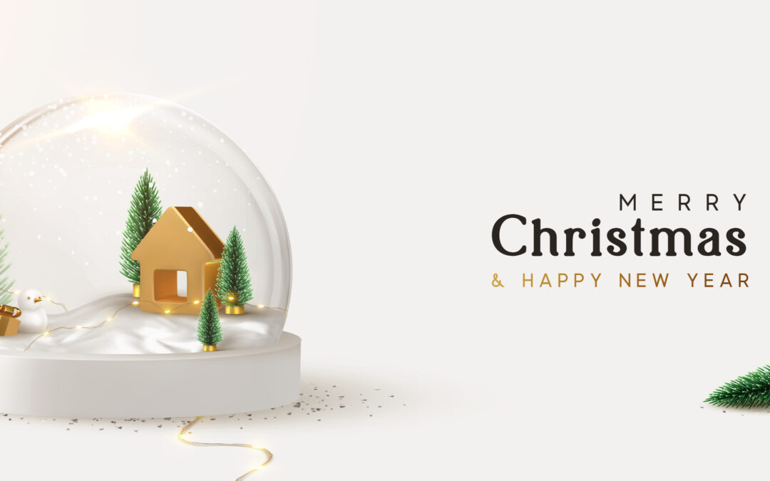 Merry Christmas and Happy Holidays From All of Us!