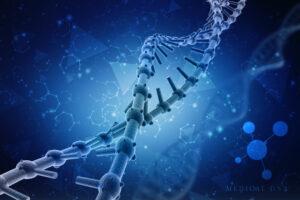 DNA stock DNA SPACs