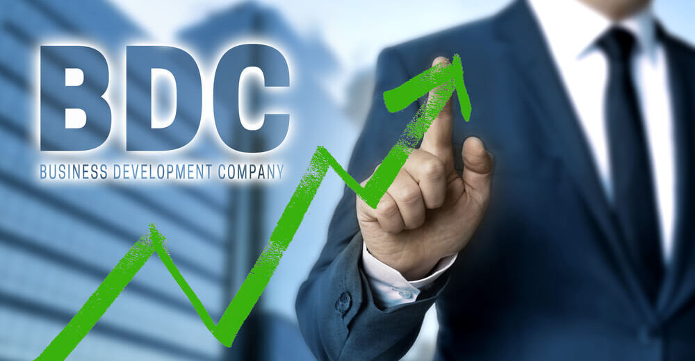 Invest in the Investors: One BDC With an 8% Yield Bonus