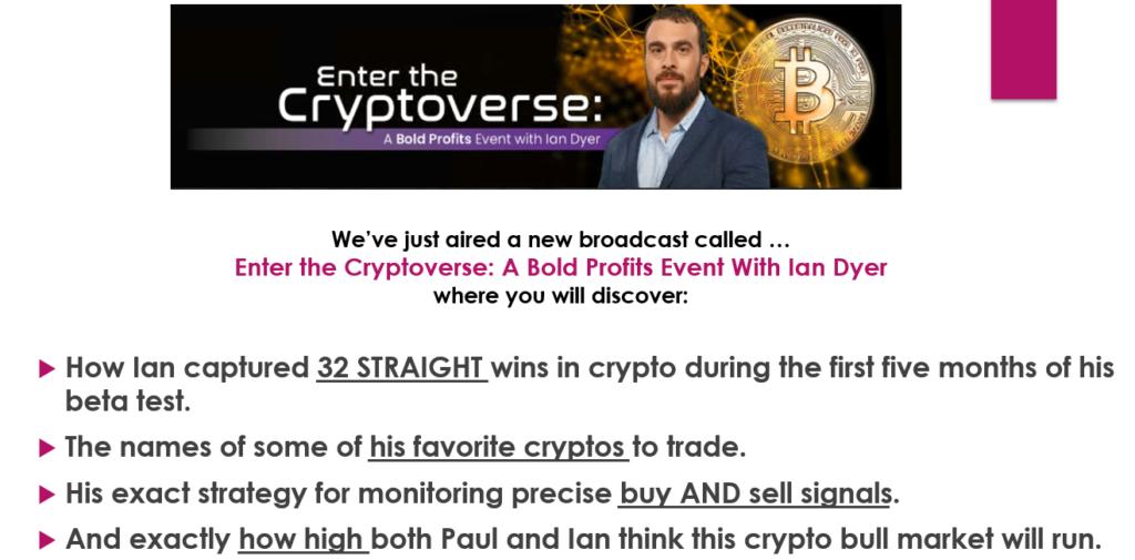 Cryptoverse promotion