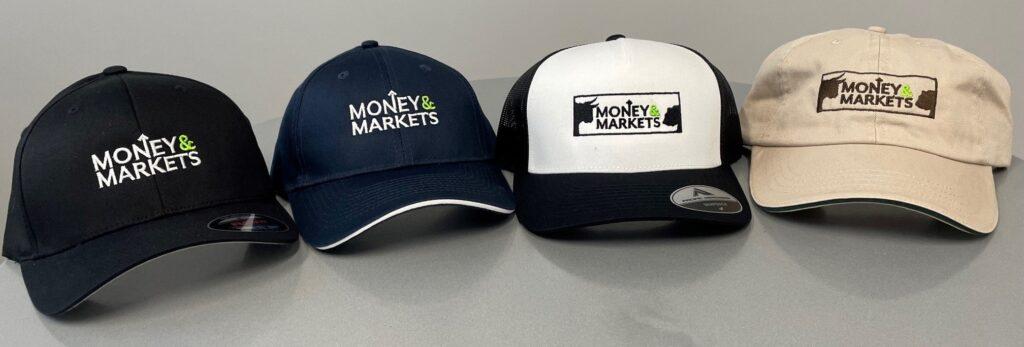 Money & Markets hats