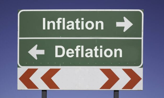 Enjoy These Yields While They Last (Inflation Outlook)